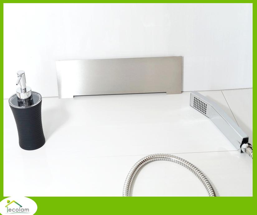 wand duschrinne wandrinne wandduschrinne ablaufrinne bodenablauf rinne dusche ebay. Black Bedroom Furniture Sets. Home Design Ideas