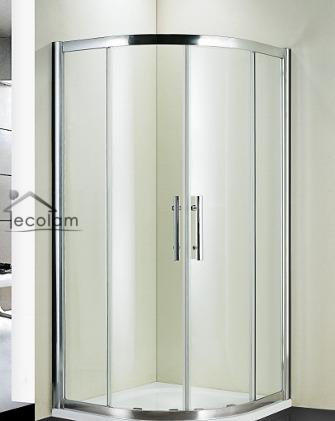 Duschkabine höhe 165 cm