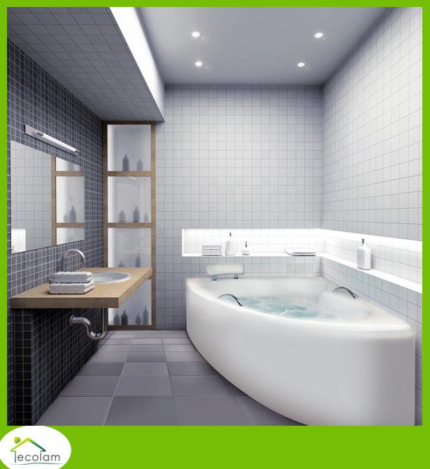 badewanne eckwanne 150 x 100 cm sch rze styropor. Black Bedroom Furniture Sets. Home Design Ideas