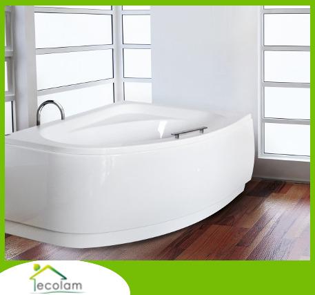 badewanne wanne eckwanne acryl 150 x 100 cm rechts. Black Bedroom Furniture Sets. Home Design Ideas