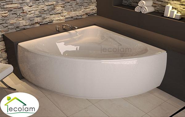 badewanne wanne rechteck sitzbadewanne sitz 120x75 130x75 cm sch rze acryl ebay. Black Bedroom Furniture Sets. Home Design Ideas