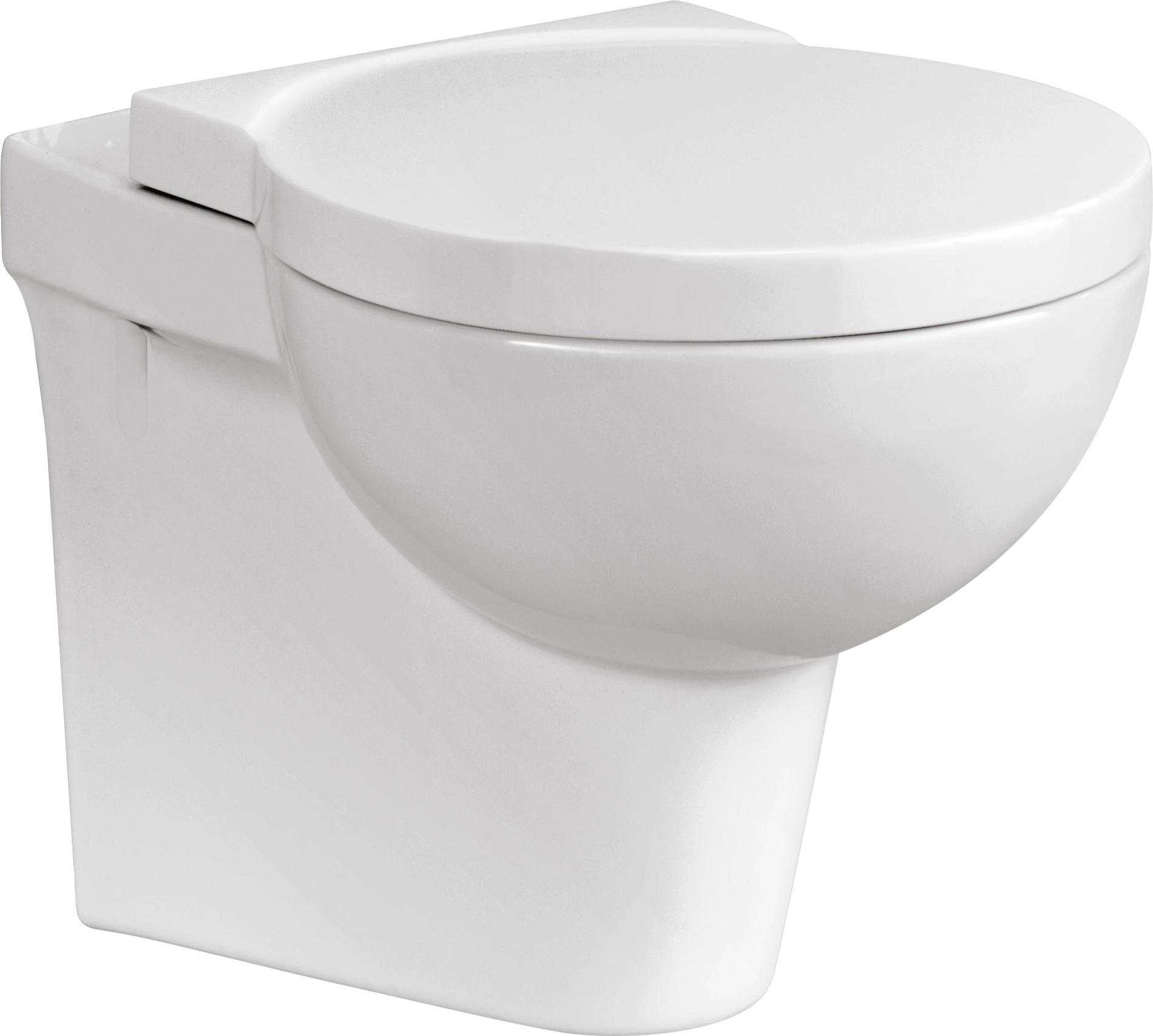 wc wand toilette hängend wandhängend oval tiefspüler keramik sitz